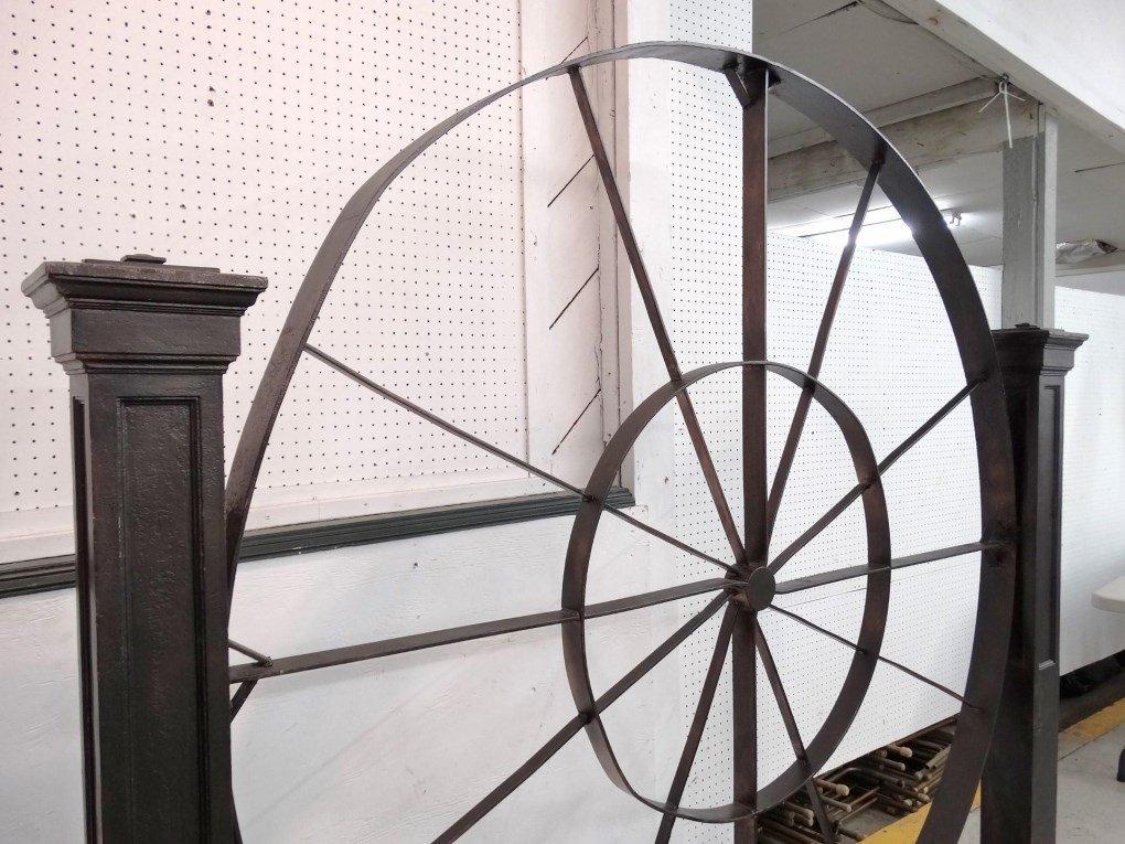 Decorative Metal Bed - 5
