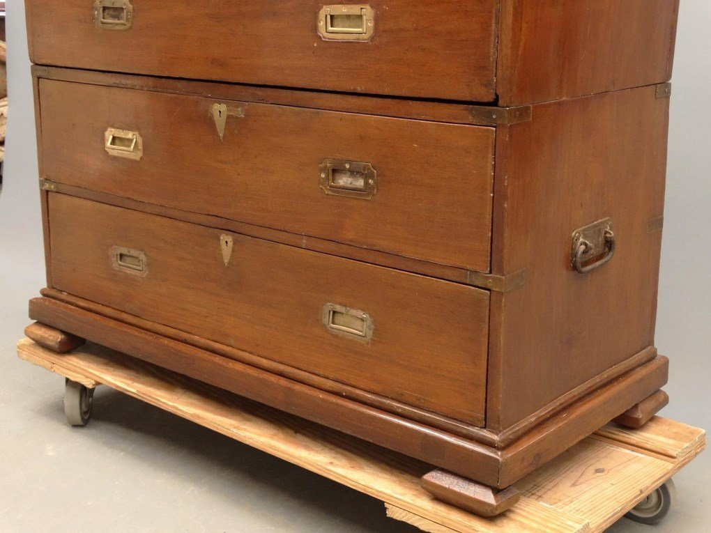 Campaign Chest Of Drawers - 4