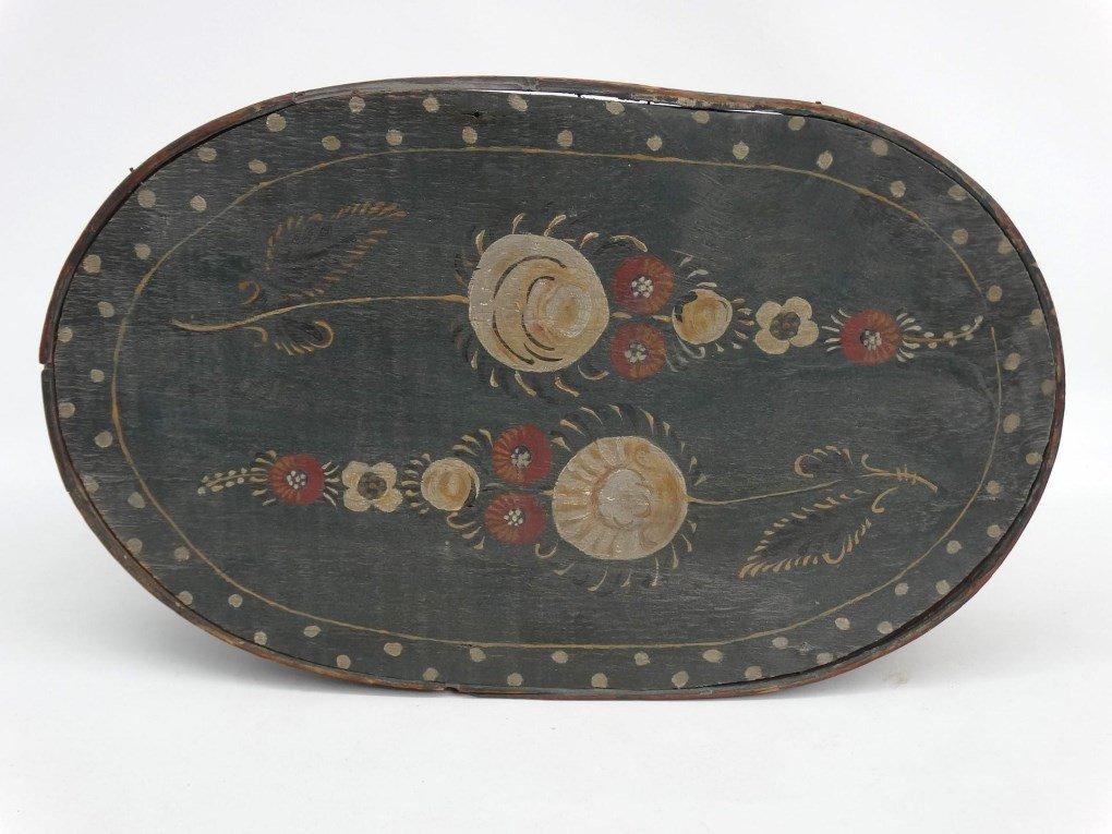 19th c. Brides Box - 8