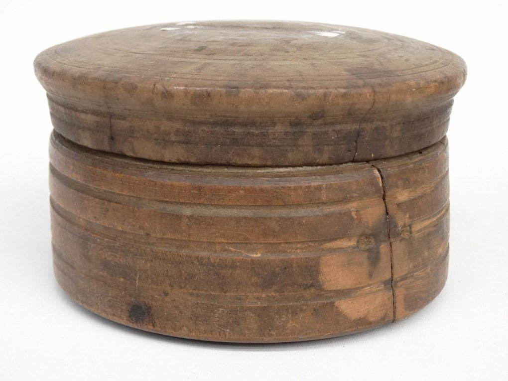 Treen Seed Boxes - 3