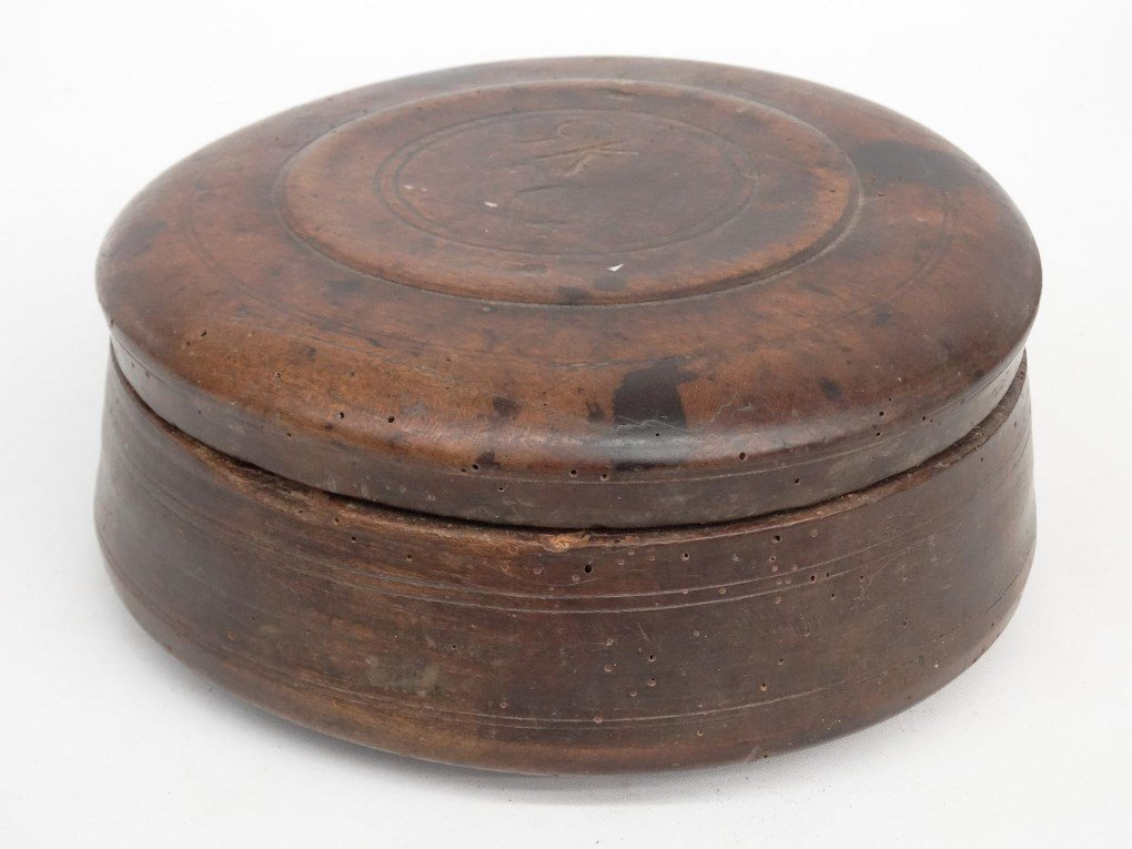 Treen Seed Boxes - 4