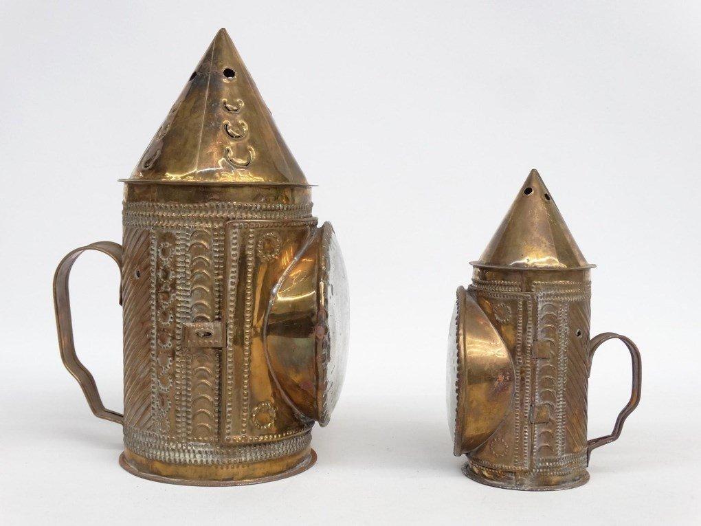 Brass Lanterns - 2