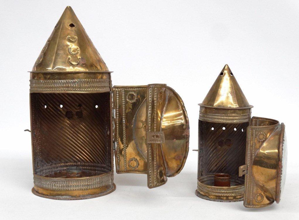 Brass Lanterns - 3