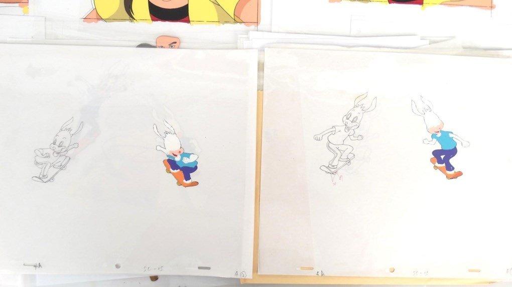 Cartoon Art Cells - 5