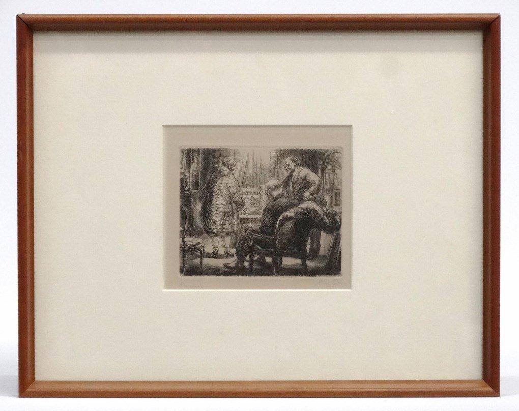 John Sloan (New York/New Mexico 1871-1951)