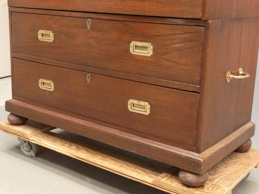 Campaign Chest Of Drawers - 5