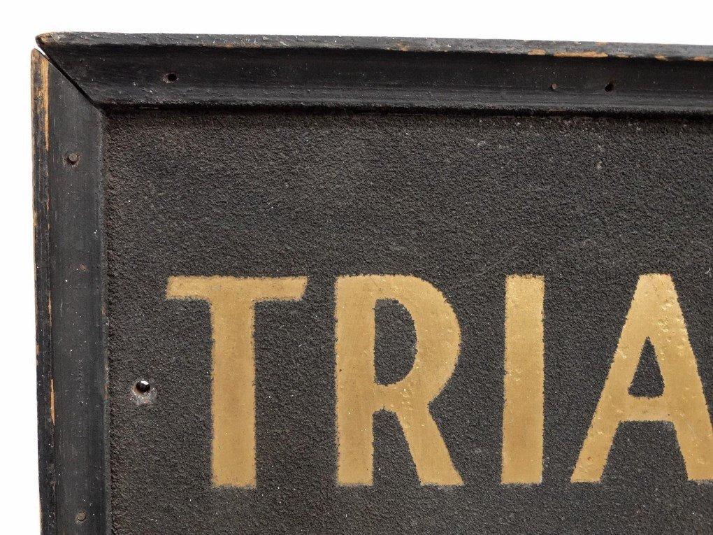 Trade Sign - 2