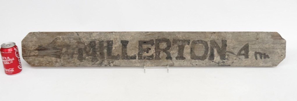 Millerton New York Trade Sign