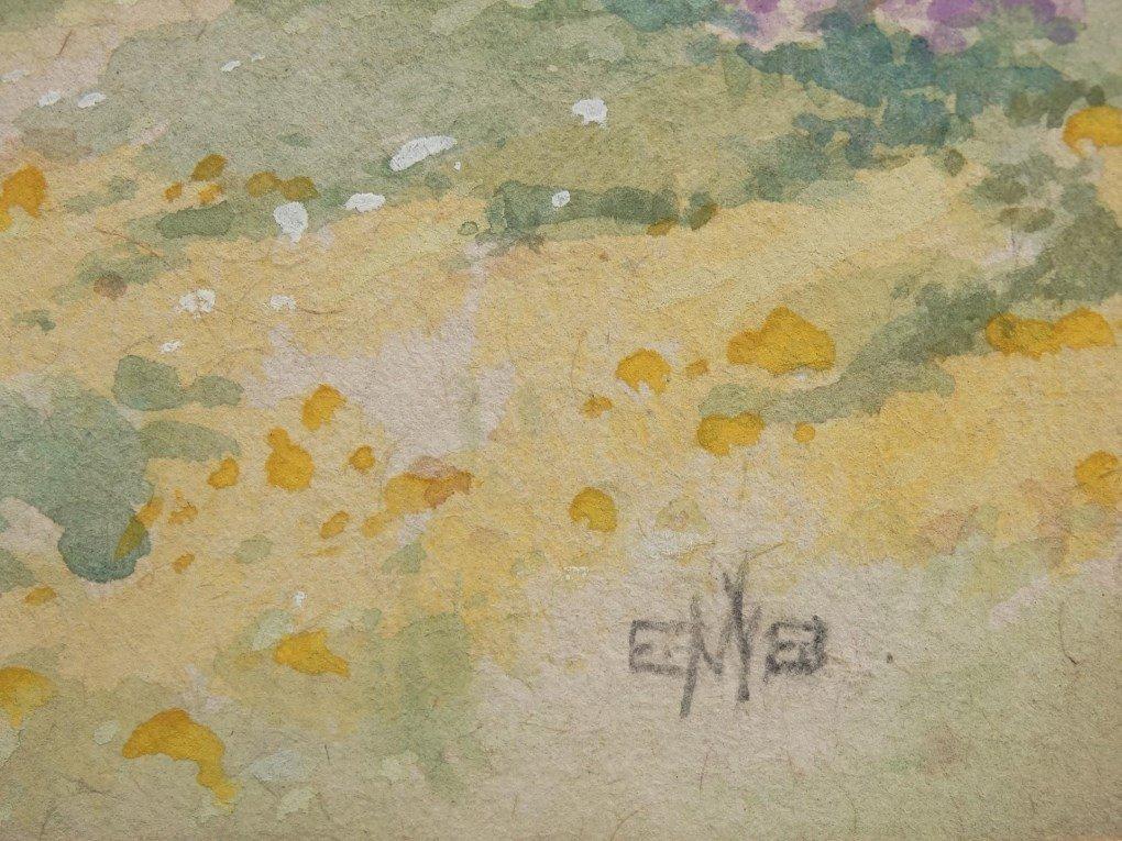 Watercolor, Landscape - 4