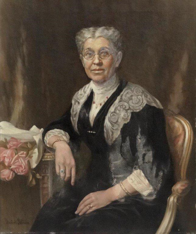 Daniel Strain (Mass. 1847-1925) - 2