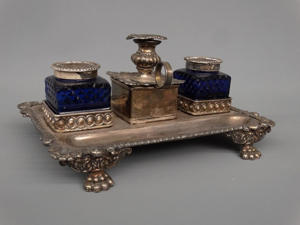 19th c. Inkwell