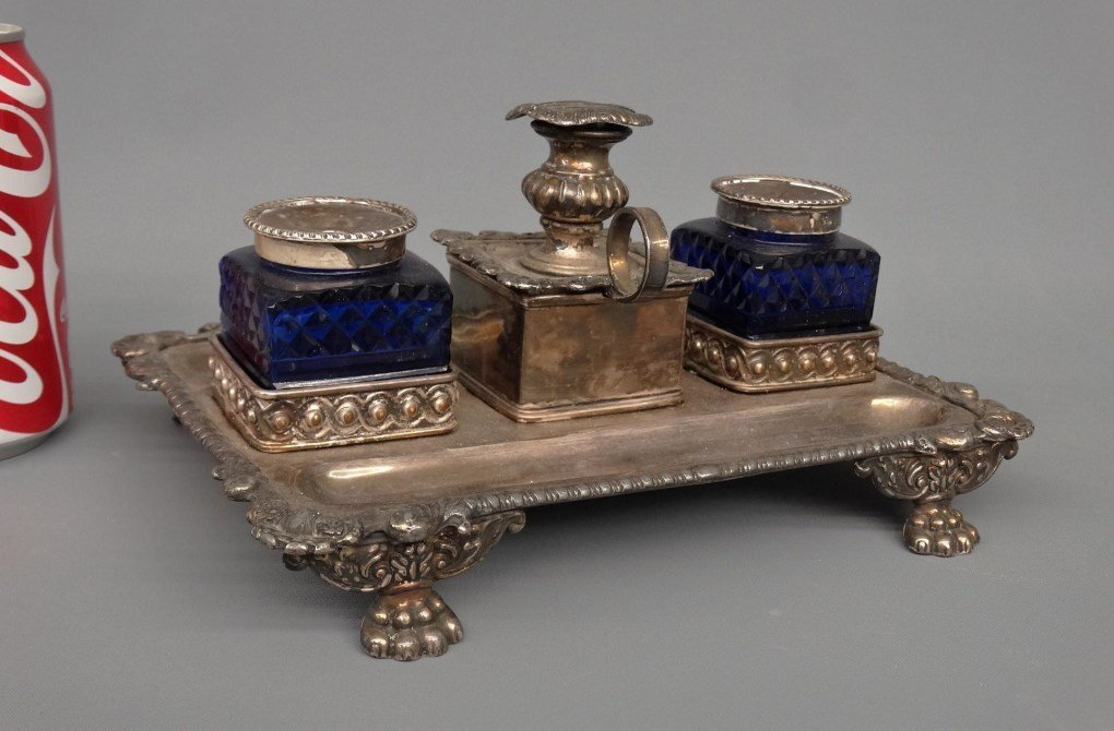 19th c. Inkwell - 2