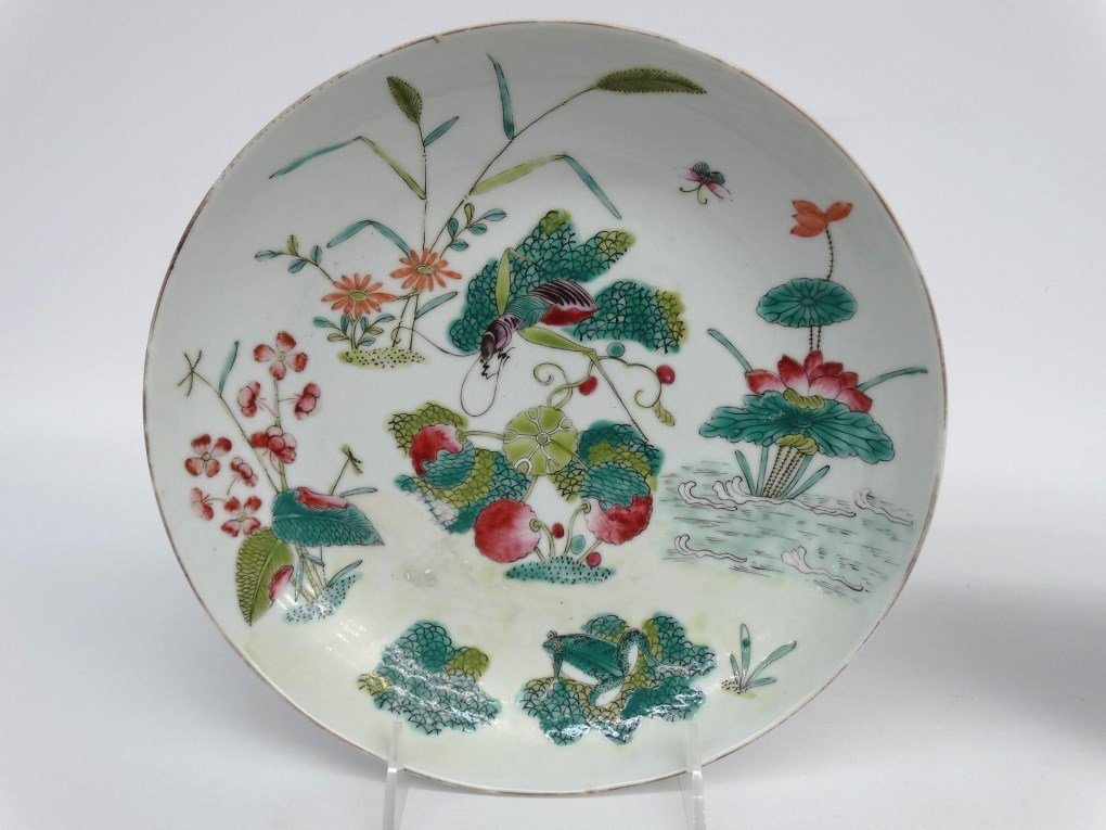 Pair Of Early Chinese Bowls - 3