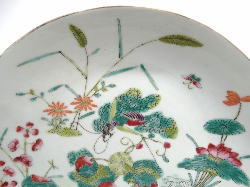 Pair Of Early Chinese Bowls - 5