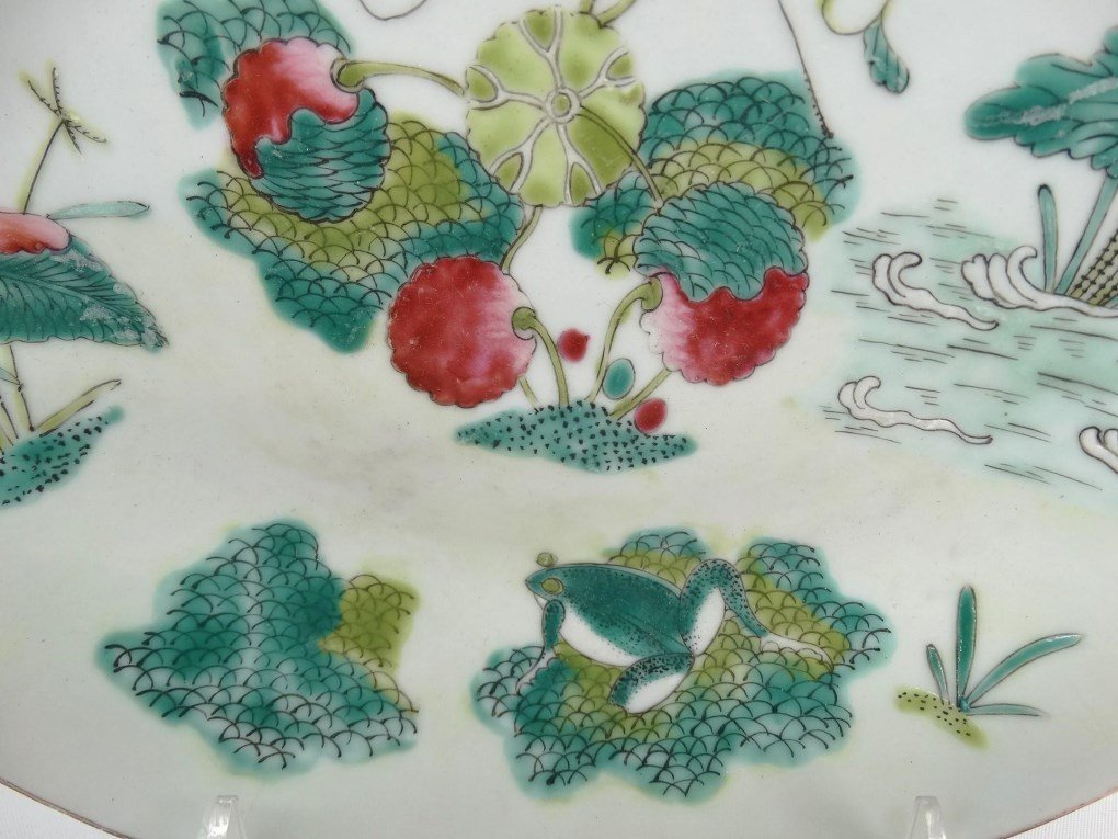 Pair Of Early Chinese Bowls - 6