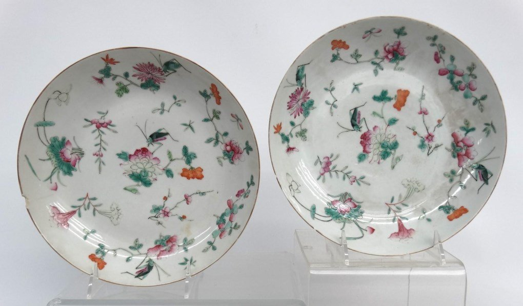 Chinese Porcelains - 2