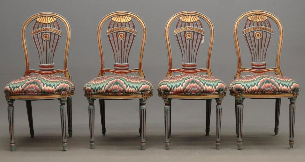 Set Of Decorative Chairs