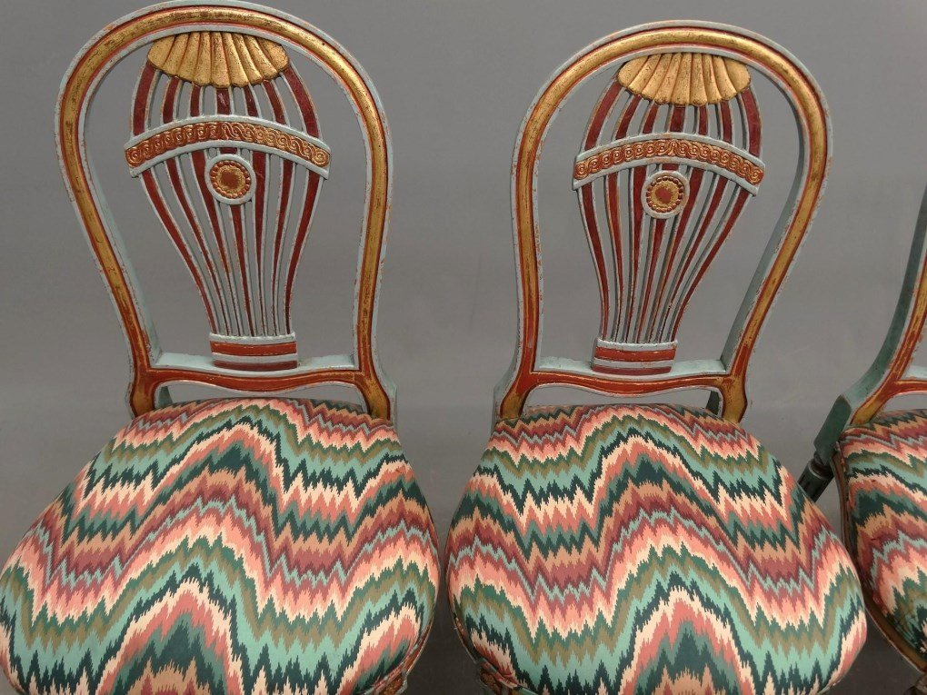 Set Of Decorative Chairs - 2