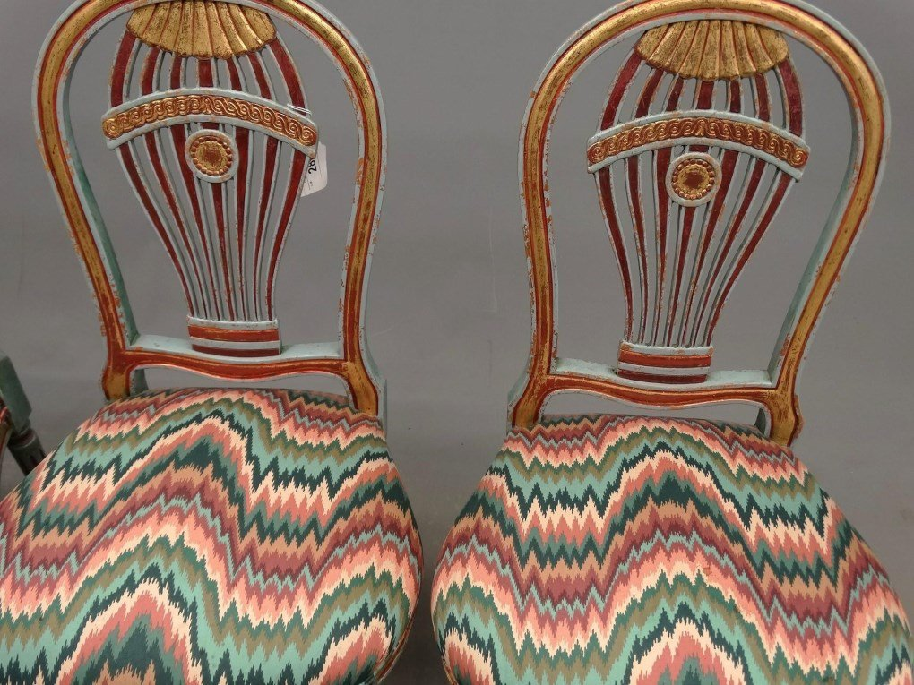 Set Of Decorative Chairs - 3