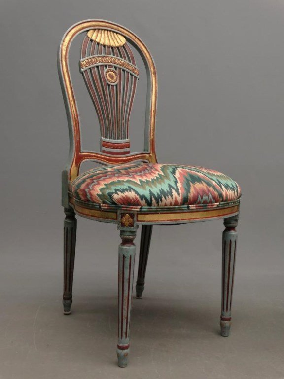 Set Of Decorative Chairs - 5