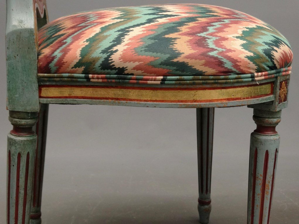Set Of Decorative Chairs - 6