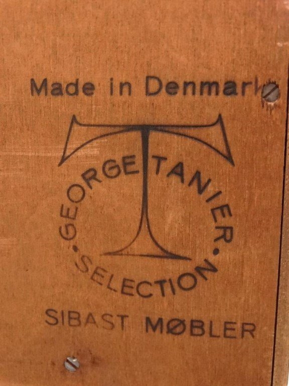 George Tanier Mid Century Cabinet - 8