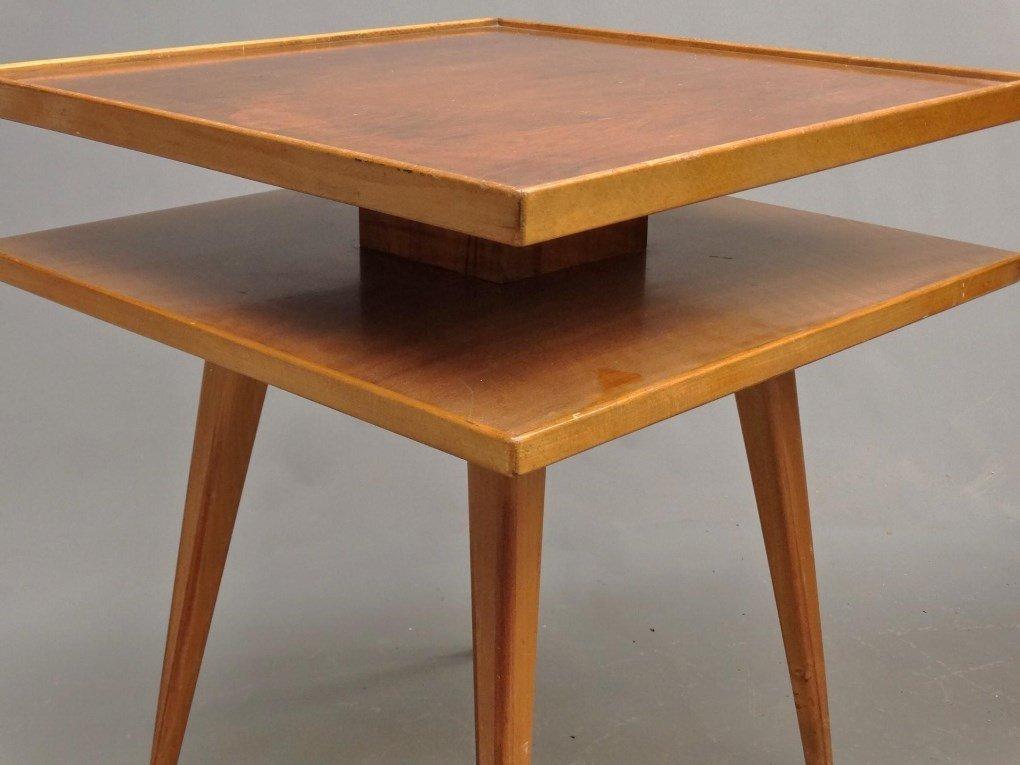 Pair Of Swedish Mid Century Tables - 5