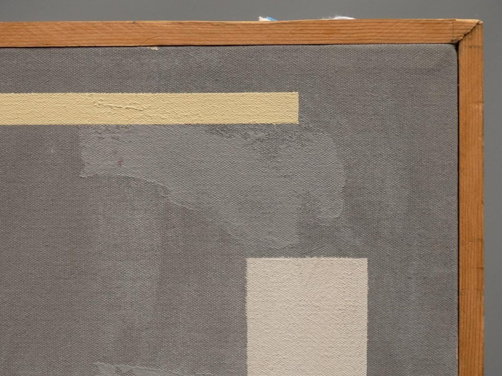 Large Modernist Painting - 2