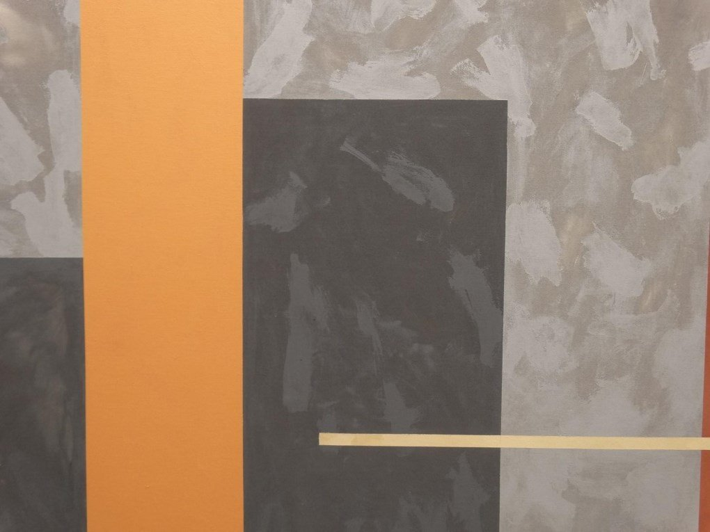 Large Modernist Painting - 3