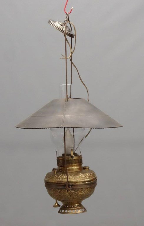 Country Store Lamp