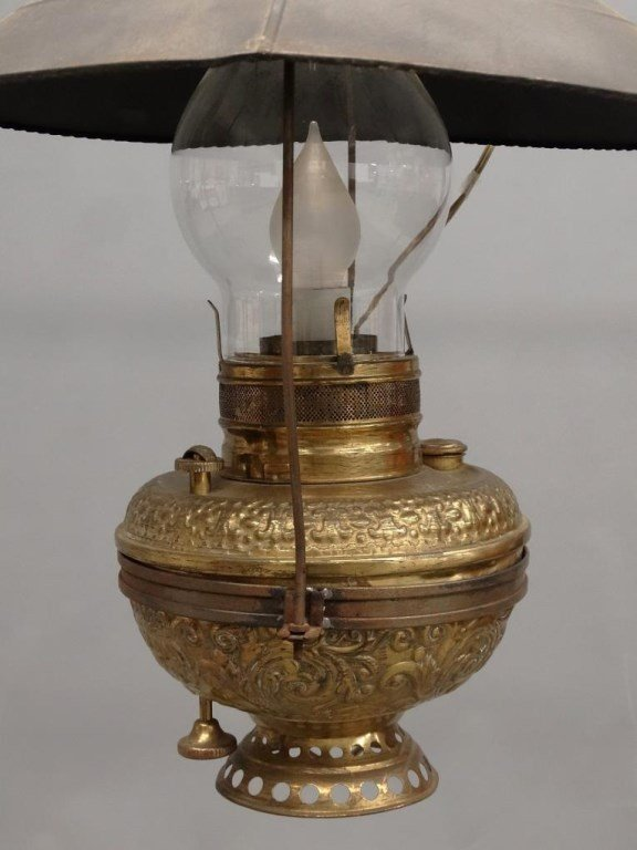 Country Store Lamp - 4