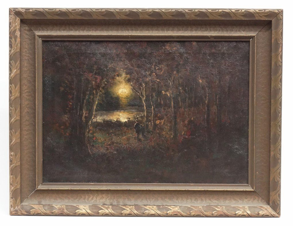 After Ralph Albert Blakelock (1847-1919)