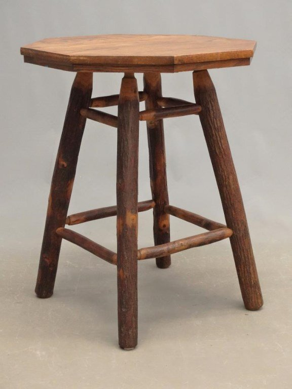Old Hickory End Table