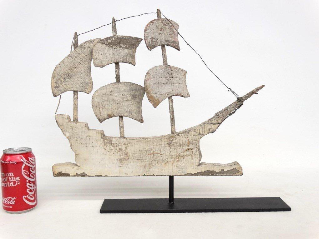 Ship Weathervane
