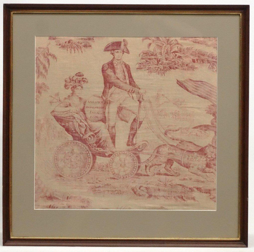 1776 Toile Fabric