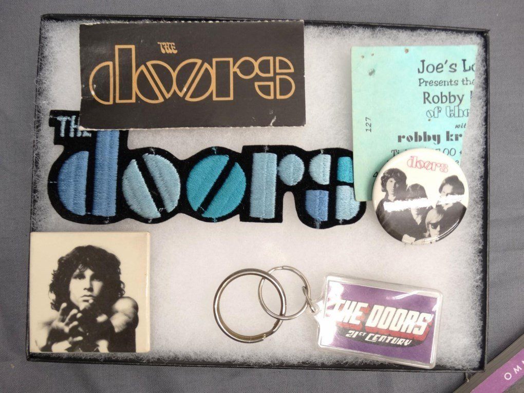 Doors Rock And Roll Lot - 10