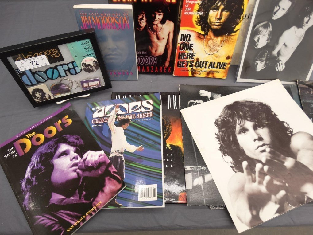 Doors Rock And Roll Lot - 6
