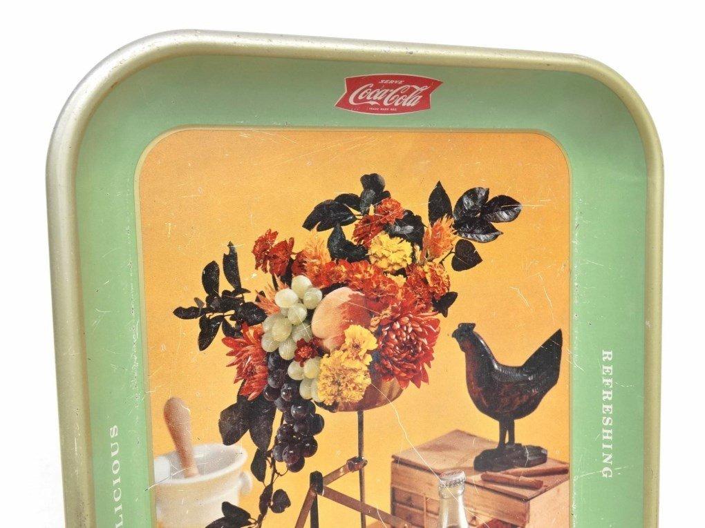 Vintage Coca Cola Tray - 2
