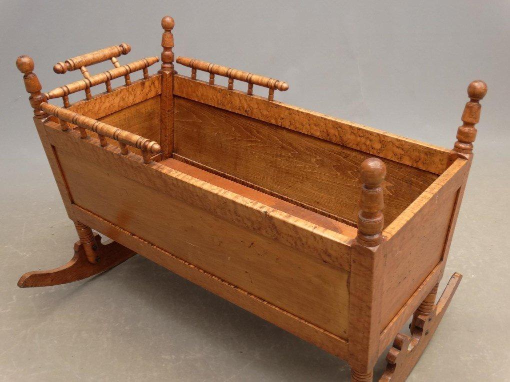 19th c. Cradle - 2