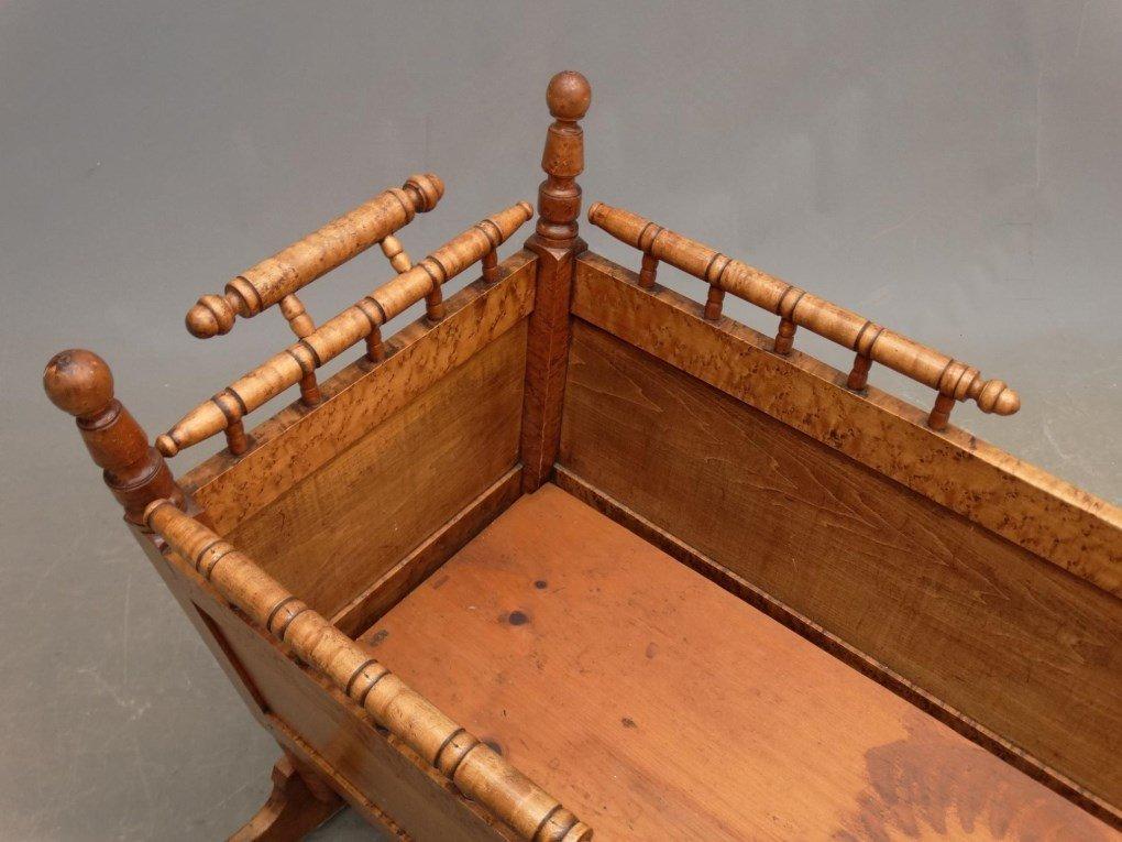 19th c. Cradle - 4