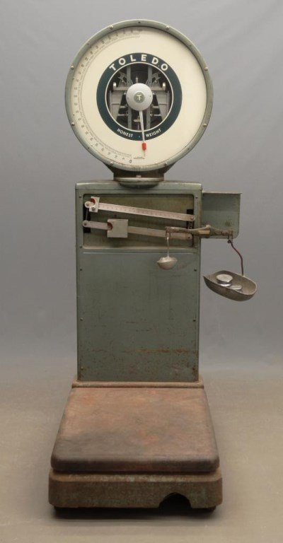 Toledo Scale - 2