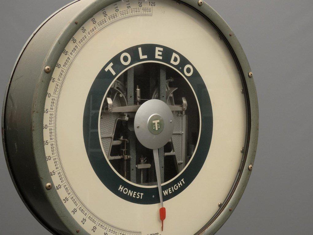 Toledo Scale - 3