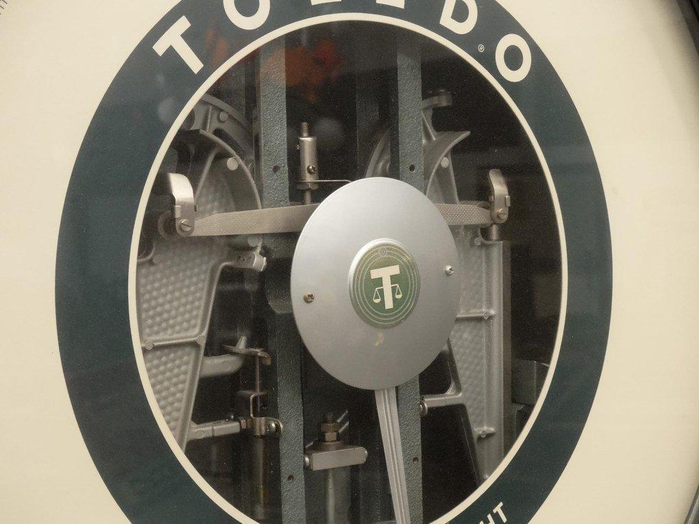 Toledo Scale - 4