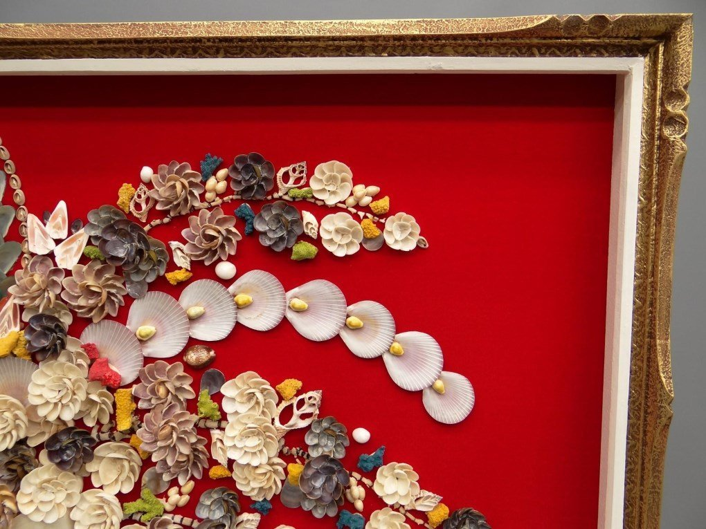 Asian Shell Art - 2