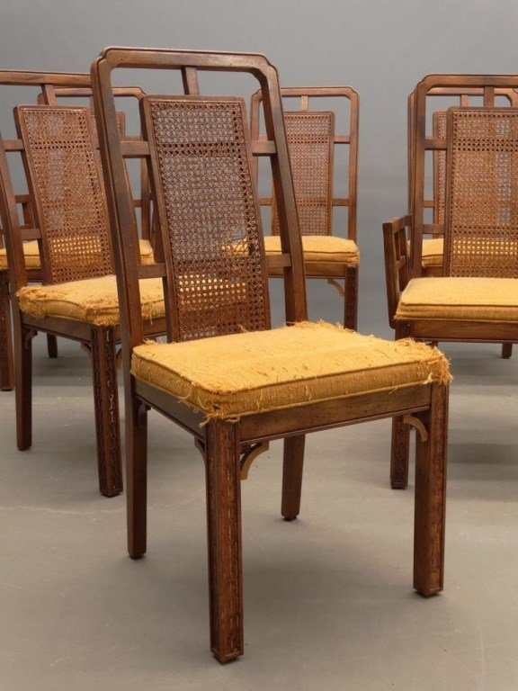 Set Of Chinese Style Chairs - 2