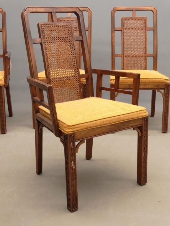 Set Of Chinese Style Chairs - 5