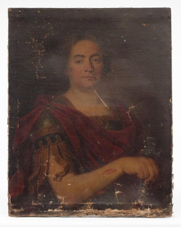 Attributed to Jacques Louis Jules David