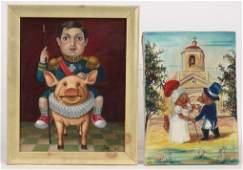 Cuban Artwork Lot