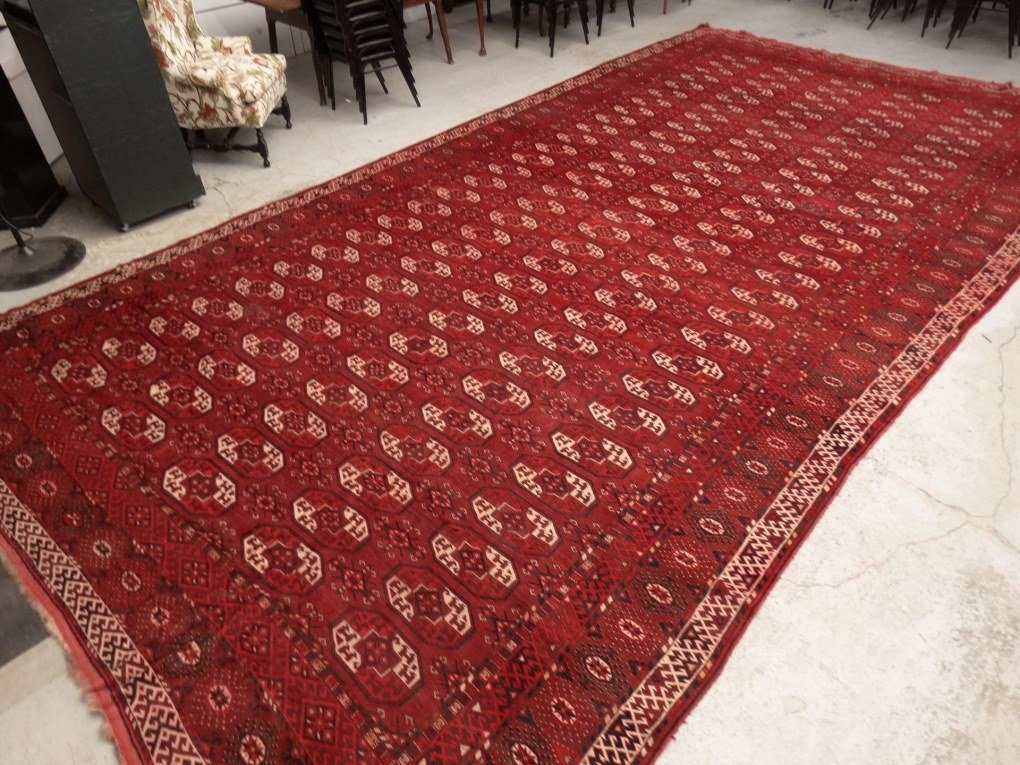 Early Palace Size Oriental Rug