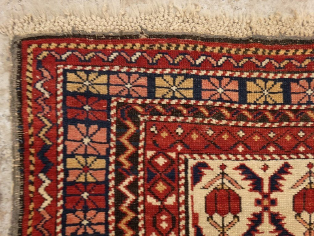 Early Oriental Scatter Rug - 2